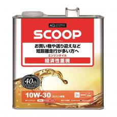 ●AQ. SCOOP 10W30/SM/3L...