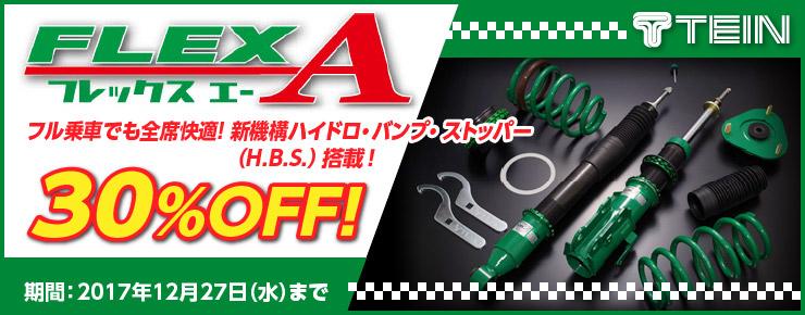 TEIN FLEX A 特価(30%オフ)で販売中!
